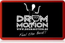 Drum Motion - Feel the beat!